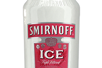 VODKA SMIRNOFF ICE 250ML RED