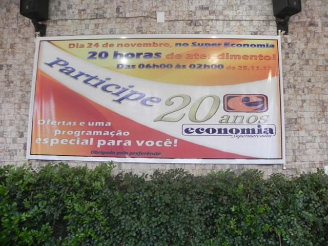 Festa 20 anos