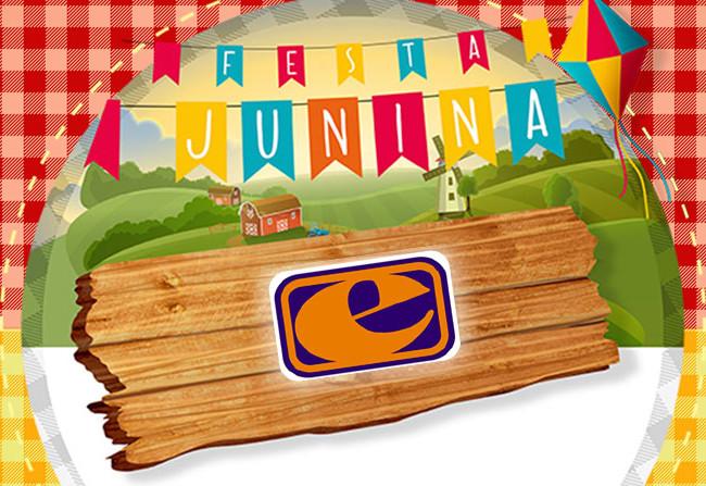 A melhor festa Junina é aqui