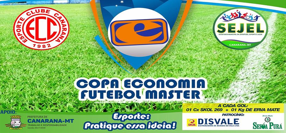 Copa Economia de Futebol Master